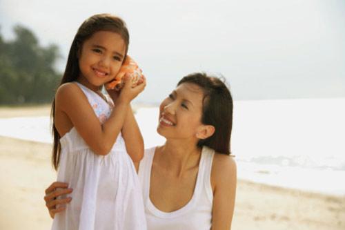 Mẹ và tuổi dậy thì của con gái