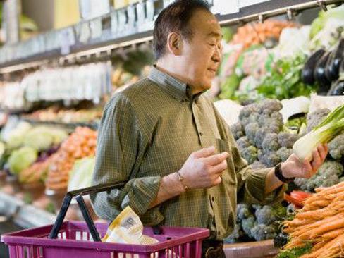 Đi chợ có thể khiến đàn ông bất lực