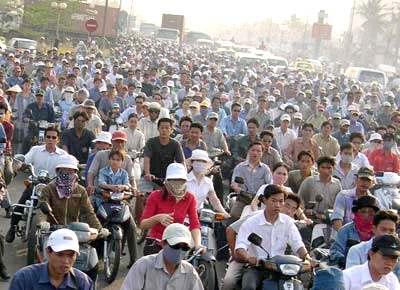 Công tác 6 tháng đầu năm 2011 của Tổng cục dân số