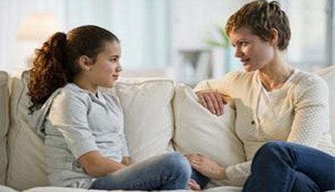Làm sao để nói chuyện với con tuổi dậy thì
