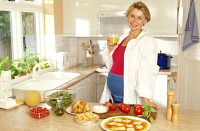 Một số thực phẩm giữ ấm cho bà bầu
