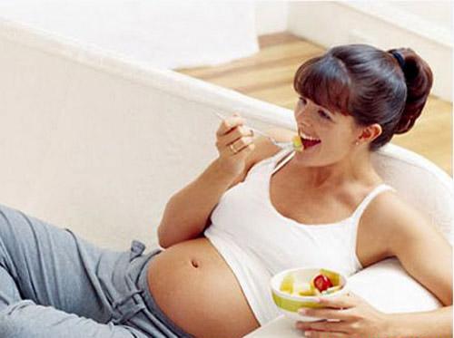 Mang thai tháng thứ 6 nên ăn gì ?